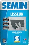 Шпаклевка полимерминеральная Semin Lisseur (ETS-2) 25 кг, фото 2