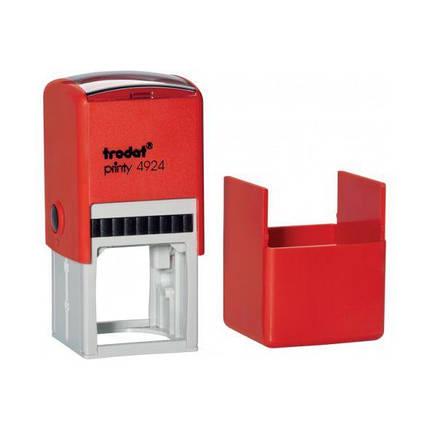 Оснастка Trodat 4924 для печати или штампа 40x40 мм, фото 2