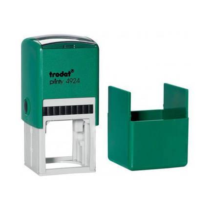 Оснастка Trodat printy 4924 для печати или штампа 40x40 мм, фото 2