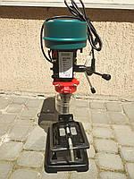 Сверлильный станок EuroCraft DP201 +Тиски - Патрон 16 мм