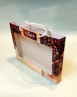 Подарочная коробка 295х210х30мм / уп-10шт