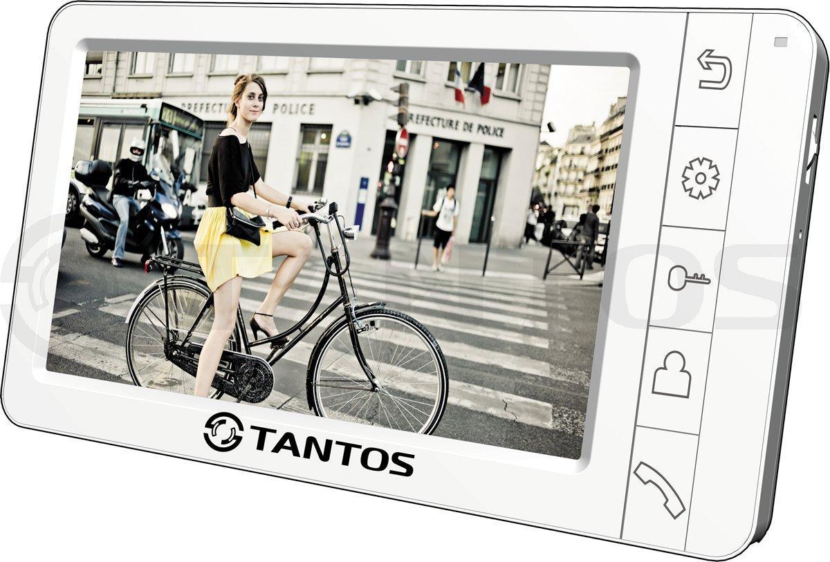 """Видеодомофон Tantos Amelie - SD 7"""" (White)"""