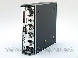 UKC SN-004BT 100W  2*50W  усилитель звука с караоке и блютузом, фото 3