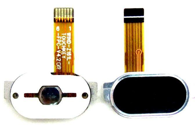 Шлейф Meizu M2 / M2 mini с кнопкой Home Original Black