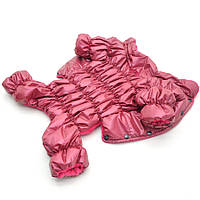 Комбинезон для собак Nord розовый мини 21х27 см