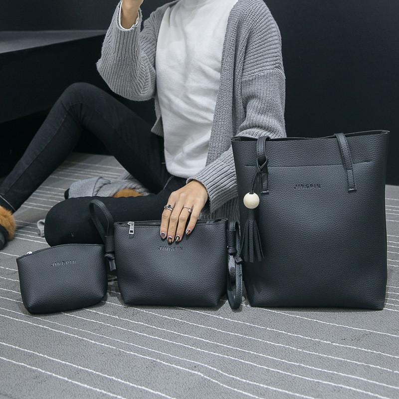 Набор женских сумок СС-6891-10