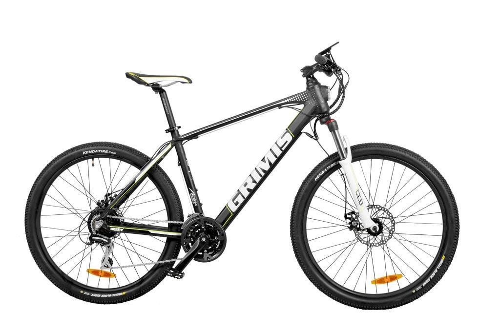 Велосипед на аккумуляторной батарее HECHT GRIMIS BLACK