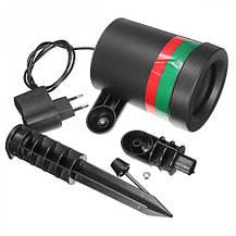 Лазерный проектор Star Shower Laser Light ( laser light № 84 круглый), фото 3