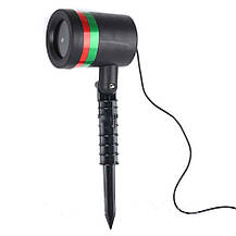 Лазерный проектор Star Shower Laser Light ( laser light № 84 круглый), фото 2