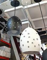 Подвесной светильник (люстра) металл Хумана 4594 Е27 Черный