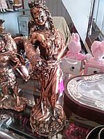 Элитные статуэтки бронза воины