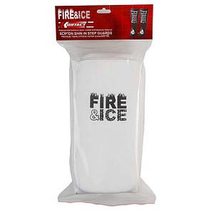 Захист ноги FIRE&ICE, х/б, еластан, білий, розмір L,1036FR-L, фото 2