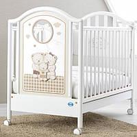 Кроватка Pali Chic белая