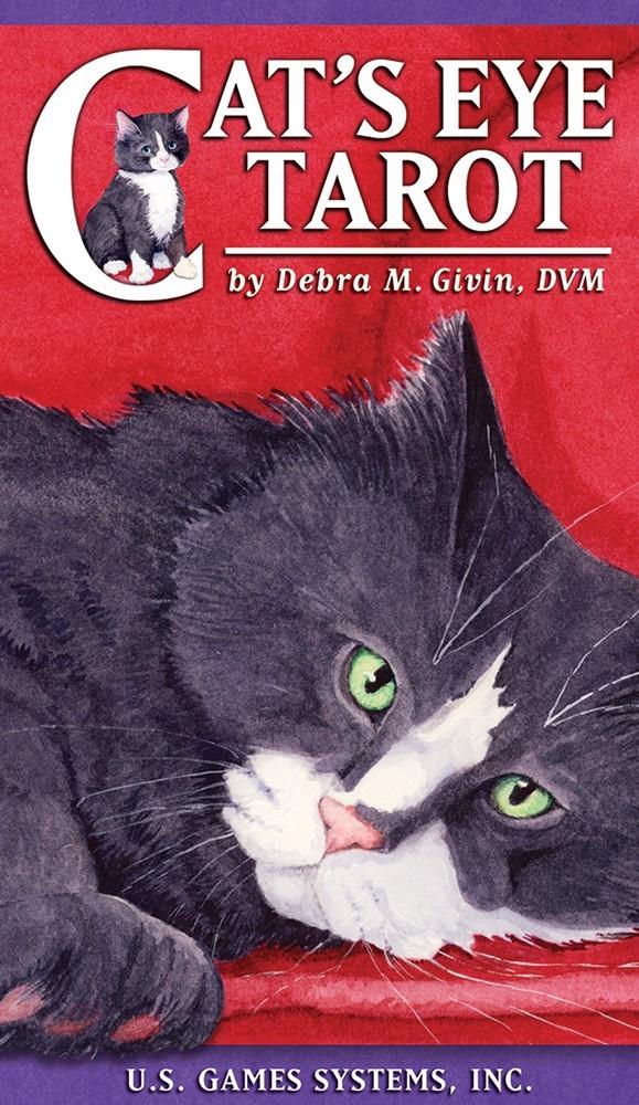 Cat's Eye Tarot/ Таро Кошачий Взгляд