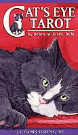 Cat's Eye Tarot/ Таро Кошачий Взгляд, фото 1