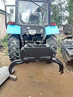 Захват для леса, бревен, вилы тракторные