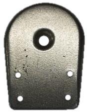 Пластина металлическая (подпяточник)  ПК-83 шт.
