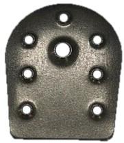 Пластина металлическая (подпяточник)  ПК-86 шт.