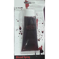 Кров штучна на Хелловін, 100 мл, Кровь искусственная на хэллоуин, фото 2