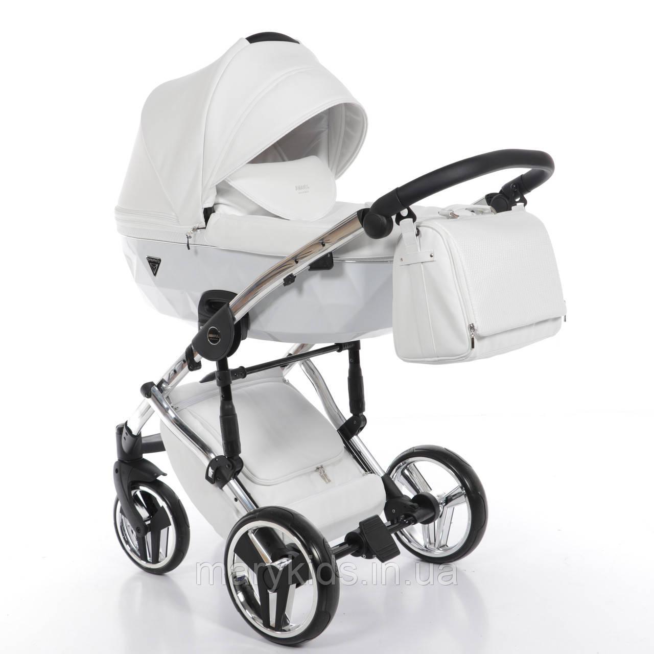 Детская универсальная коляска 2 в 1 Junama Diamond Individual 05