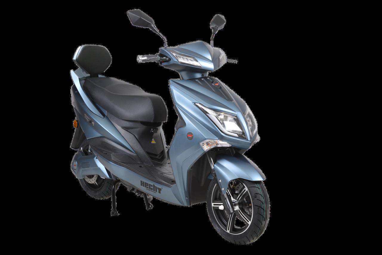 Скутер электрический HECHT EQUIS-BLUE
