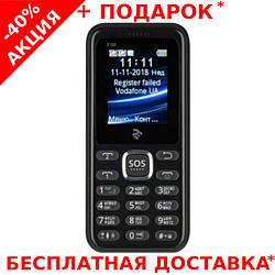 Кнопочный мобильный телефон 2E Mobile Phone S180 с двумя SIM-картами + кнопка SOS
