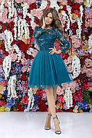 Платье на праздник № 7284 ел, фото 1
