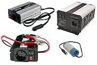Пуско-зарядные устройства, инверторы и компрессоры автомобильные
