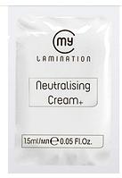Состав №2 в саше 1,5 мл Neutralising Cream+ My Lamination для ламинирования ресниц и бровей