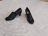 Закриті туфельки на підборах, фото 4