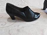 Закриті туфельки на підборах, фото 7