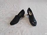 Закрытые туфельки на каблуке, фото 9