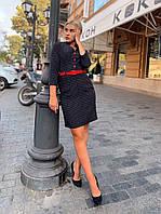 Женское модное платье  ИК1904, фото 1