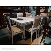 Стол обеденный 160 Тоскана-Нова Скай
