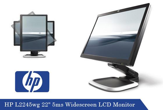 Монитор Hewlett-Packard l2245wg 22 дюйма