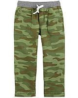 Детские камуфляжные штаны Картерс для мальчика