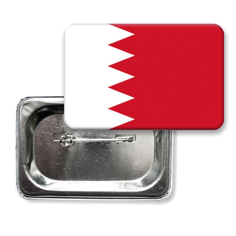 "Закатної значок ""Прапор Бахрейну"""