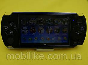 Портативная приставка PSP X6 ВСТРОЕННО 9999 ИГР (Черный)