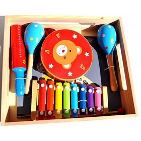 Деревянные музыкальные инструменты C321