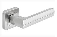 Дверні ручки Metal-Bud VIVA нікель-сатин, фото 1