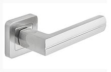 Дверні ручки Metal-Bud VIVA нікель-сатин