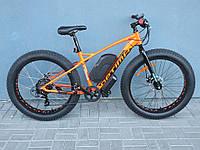 Электровелосипед фэтбайк E-Motion 48В 1000Вт батарея 15Ah