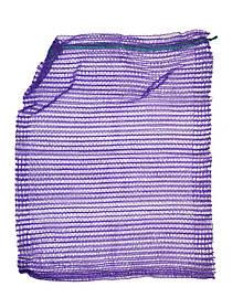 Сетка с завязкой Technics фиолетовая до 20 кг 40 х 60 см (69-221)