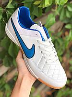 Футзалки Nike Tiempo /футбольная обувь/найк темпо(реплика) 2721