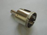Сверло трубчатое алмазное по стеклу ТОМАХ Тайвань D 35 мм