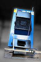 Котел-утилизатор на дровах Idmar UKS (Идмар УКС) 17 кВт с регулятором тяги Regulus