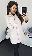 Женское модное пальто  ММ315, фото 1