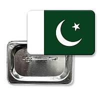"""Значок """"Флаг Пакистана"""""""