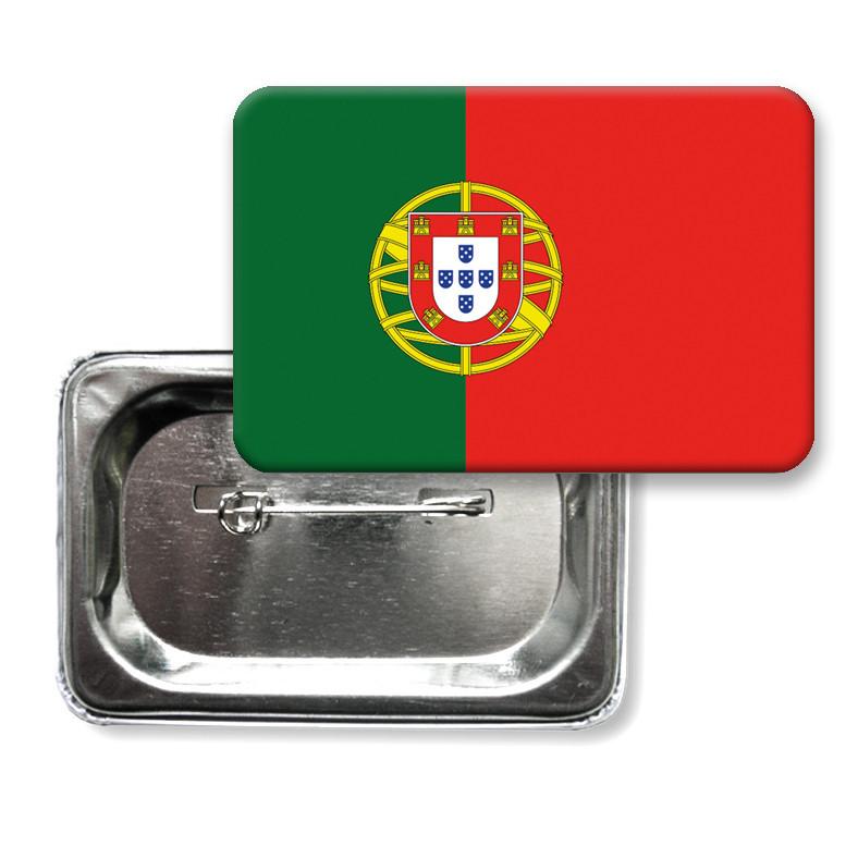 "Значок ""Прапор Португалії"""