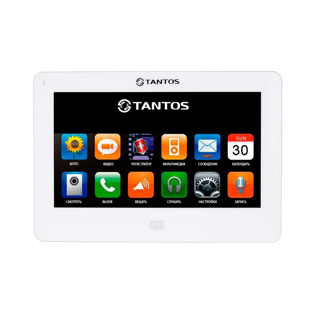 """Видеодомофон Tantos Neo Slim 7"""" (White), фото 1"""